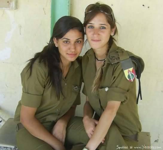 صوره صور بنات جيش اسرائيل