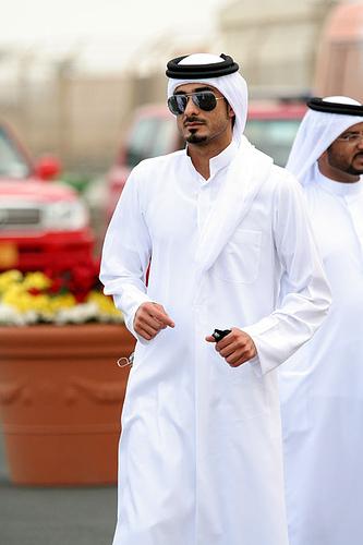صور صور الشيخ جاسم بن حمد لتولي السلطة بقطر في ظل غياب