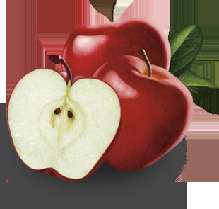 صوره فوائد اكل التفاح للاطفال