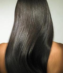 صورة خلطة لتكثيف وتنعيم وتطويل الشعر
