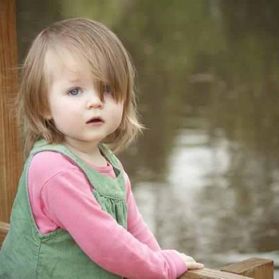 صوره اجمل طفله فالعالم