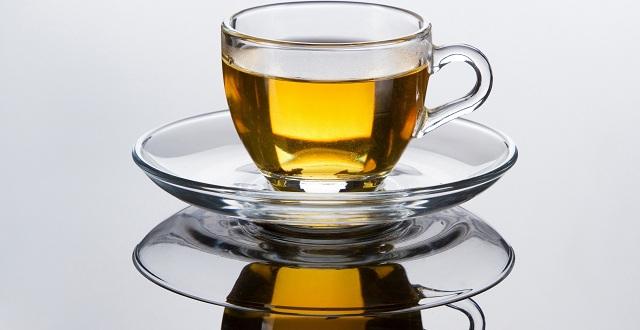 صوره الشاي الاخضر لتخسيس البطن