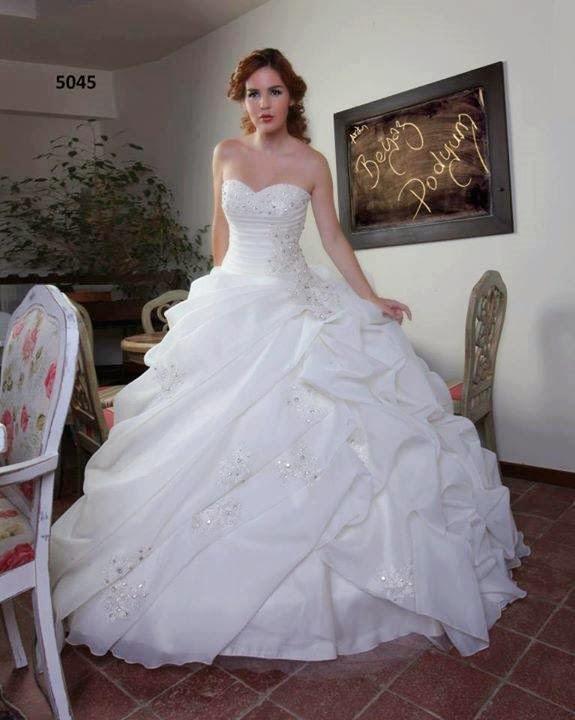 بالصور احدث صور فساتين العروس 2019 72ebdac0d973478e1767339efef0d368