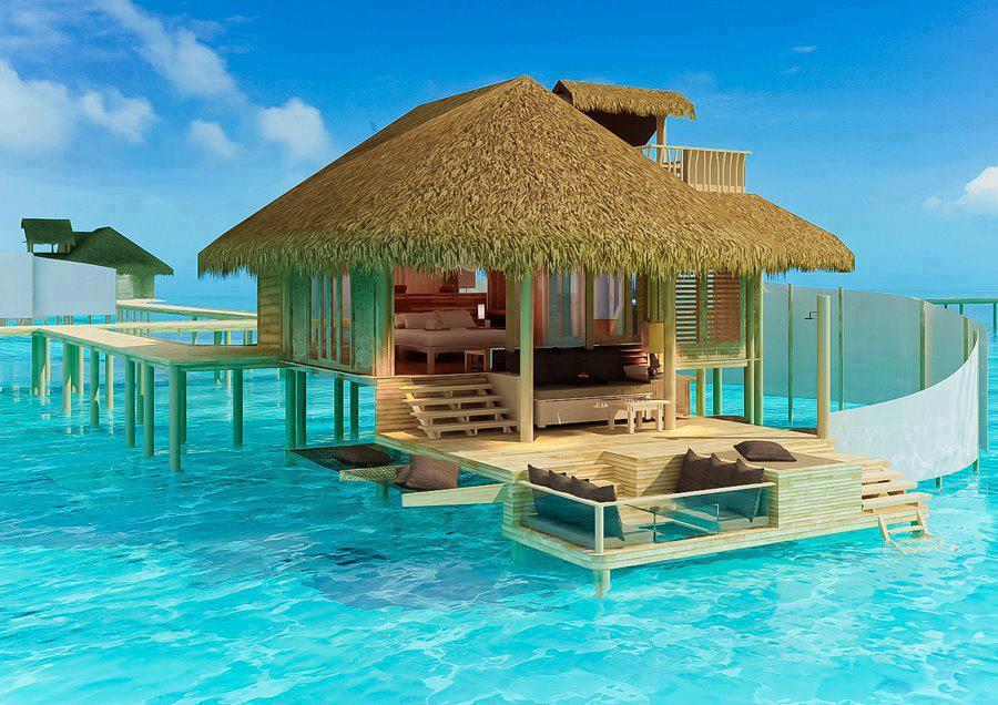 صوره جزر المالديف اين تقع