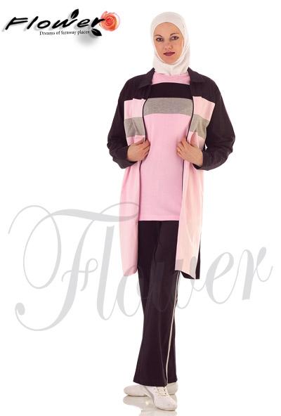 صوره ملابس رياضية للبنات المحجبات