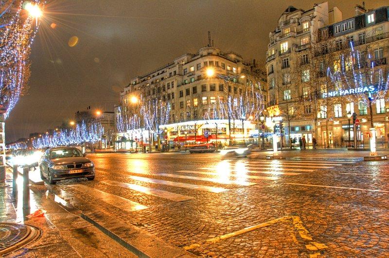 صوره اجمل شوارع هي شوارع باريس