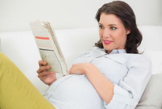 صوره هل نزول افرازات بيضاء من علامات الحمل