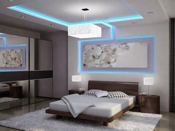 صورة ديكورات بسيطة لغرف النوم