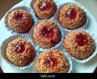 صورة وصفات بالصور حلويات جزائرية