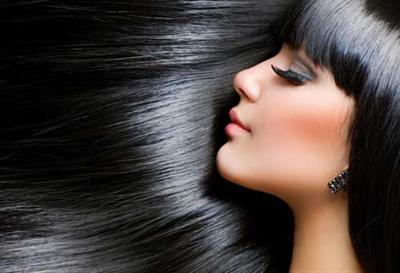 صوره شعرك هو سر جمالك