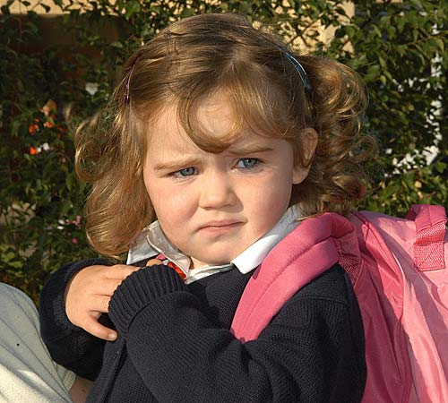صور علاج الخوف من المدرسة