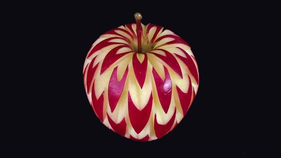 بالصور صور الرسم على التفاح جديدة 917beb0c3121ee20432d9f175c692768
