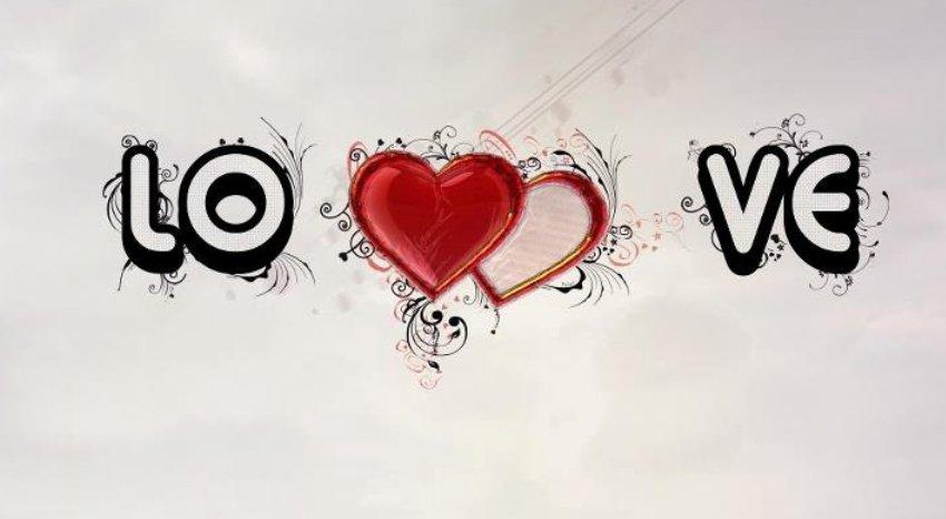 صور كلمة بحبك باللغة الانجليزية