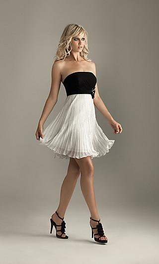 صور اجمل واروع الفساتين القصيره  تشكيلة رائعة من التصميمات