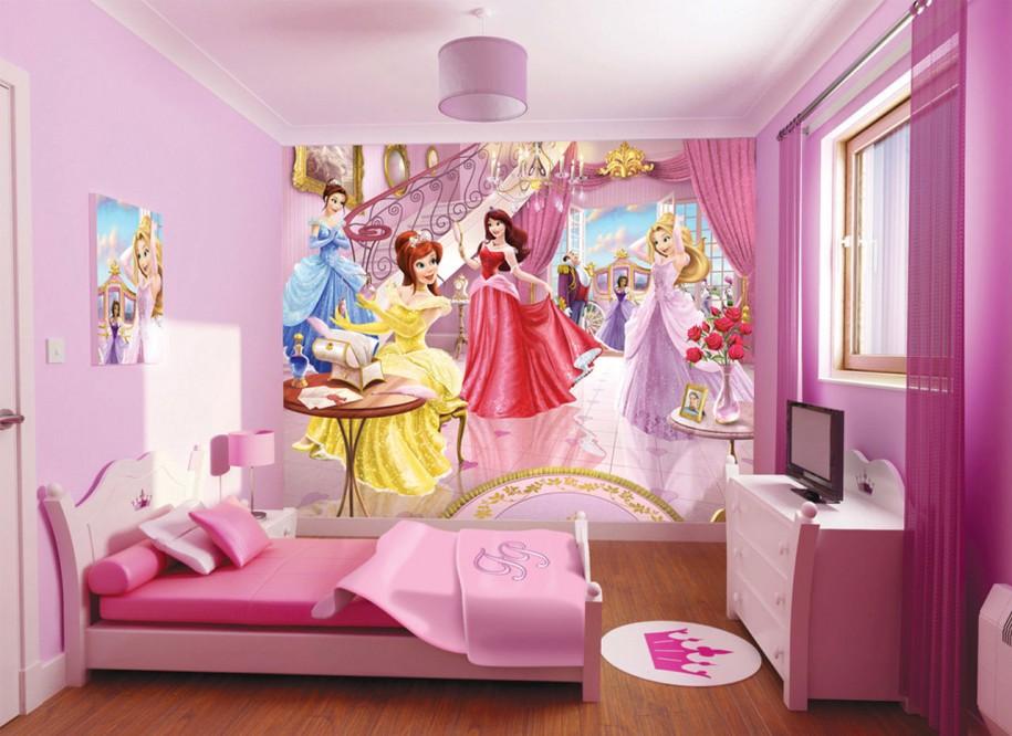 صوره صور ديكورات غرف اطفال بنات