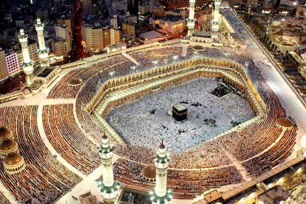 صور اكبر مساجد في العالم