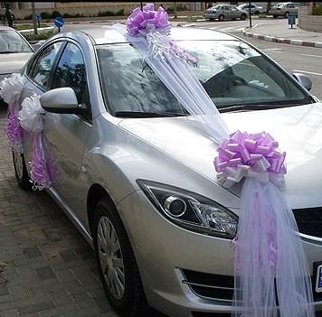 صورة تزيين السيارات الاعراس والزفاف , افكار تجنن اتفرجوا يا عرسان