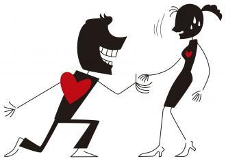 صور الفرق بين الحب والعشق