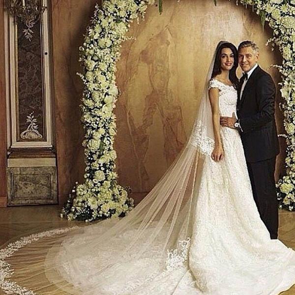بالصور زفاف جورج كلوني وامل علم الدين a6bdaee2f04899b20f763d75fd86b6ea