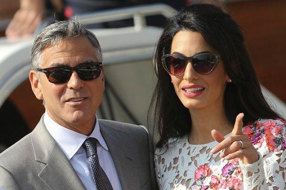 بالصور معلومات عن جورج كلوني وزوجته aa4e836f06685eb744ddb7010f56b398