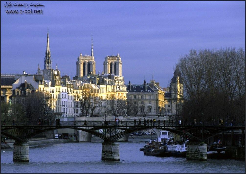 صور عالية الجودة من مدينة باريس الفرنسية