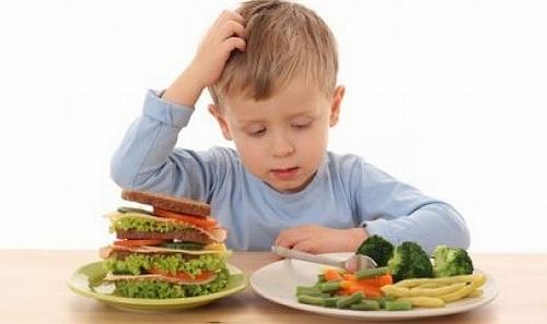 صوره كيف افتح شهية طفلي