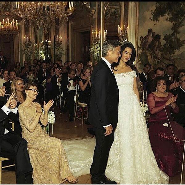 بالصور زفاف جورج كلوني وامل علم الدين b6313225ec268e1a8559977c983481e6