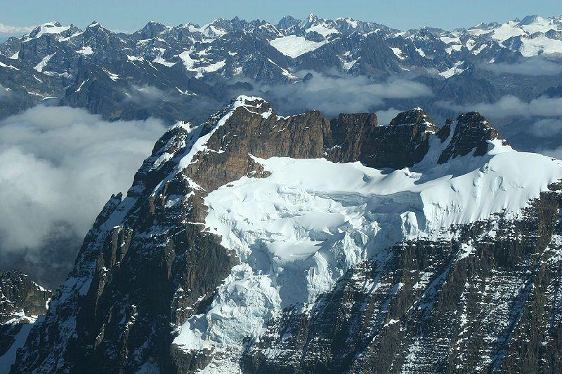 صوره معلومات عن سلسلة جبال الانديز