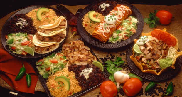 صوره من كل بلد اكلة الشيف حسن