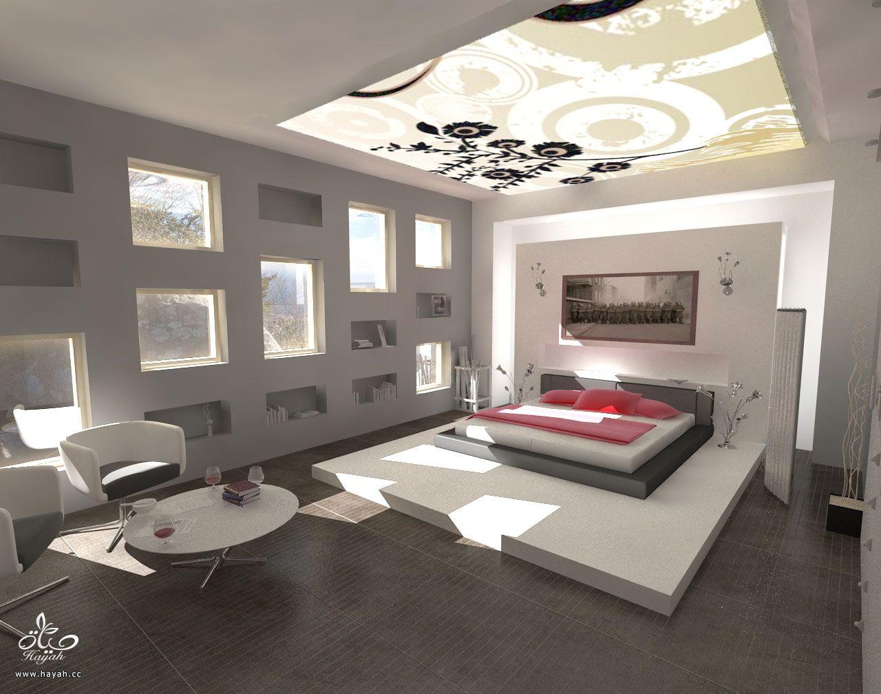 صوره اجمل تصاميم الغرف 2017