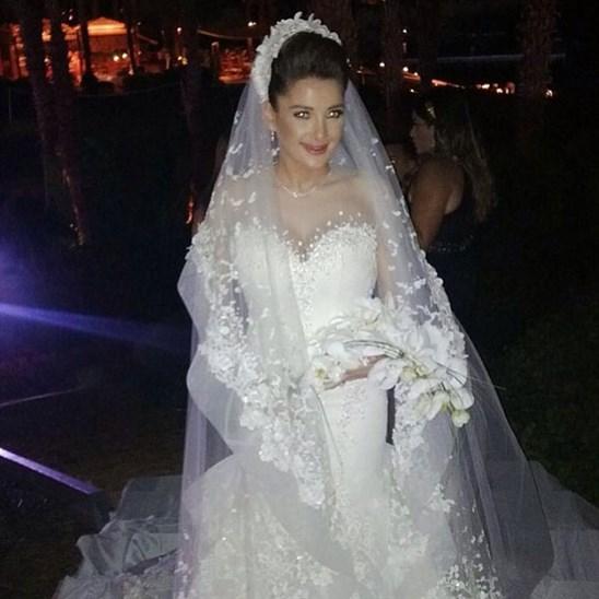 صوره حفل زفاف اسطورى لابنة اصالة فى شرم الشيخ