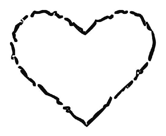 صورة صورة قلب كبير رومانسي