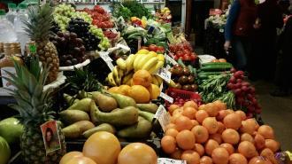 صوره الخضر و الفواكه الطازجة و فوائدها