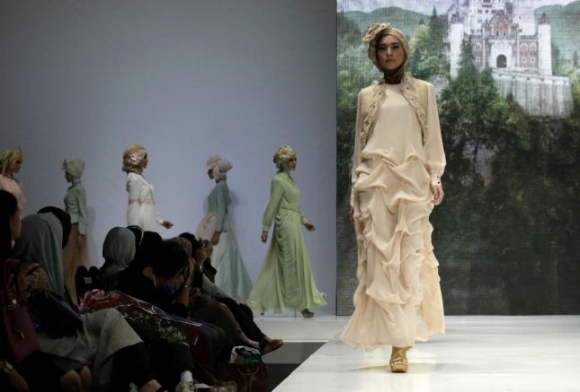 صوره ازياء اسلامية ملابس اسلاميه