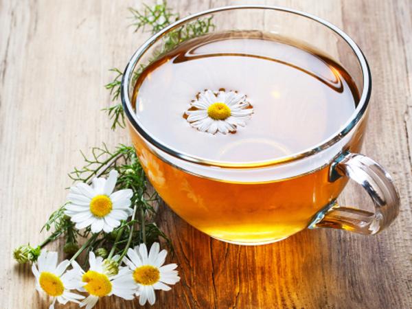 صوره فوائد شاي البابونج للبشره والشعر