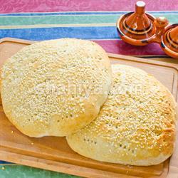 صوره طريقة عمل خبز البطبوط المغربي
