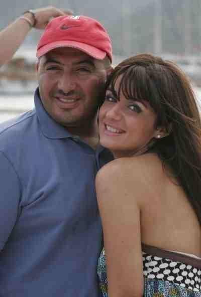 صوره الفنانة غادة عادل وزوجها