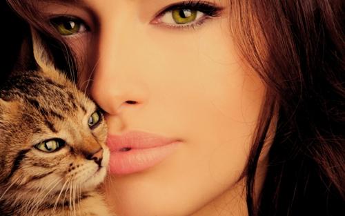 بالصور اجمل صور فتيات وقطط d992cb854eda98e7f5922fab0f162618