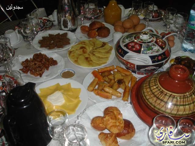 بالصور مائدة رمضان في المغرب dbaaab222793ca9c7a8702925073df4b