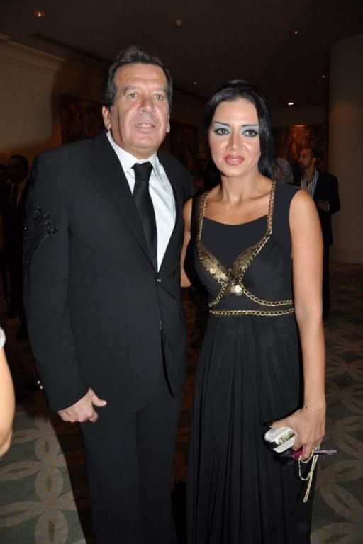 صوره رانيا يوسف ومحمد مختار