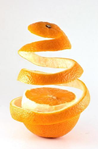صور فوائد قشر البرتقال للجسم