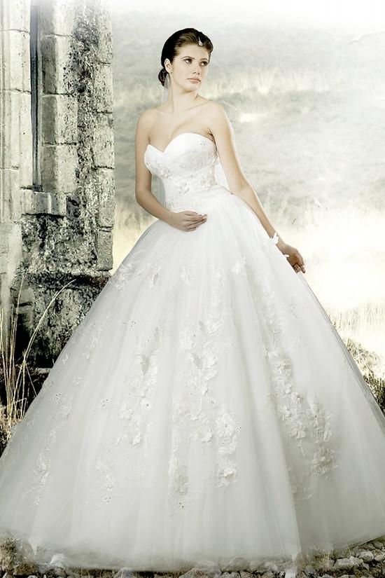 صور احلى و اشيك فستان الزفاف