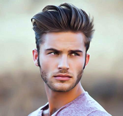 صور انواع تسريحات الشعر للرجال