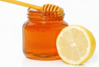 صوره فوائد العسل والليمون للبشرة الدهنية