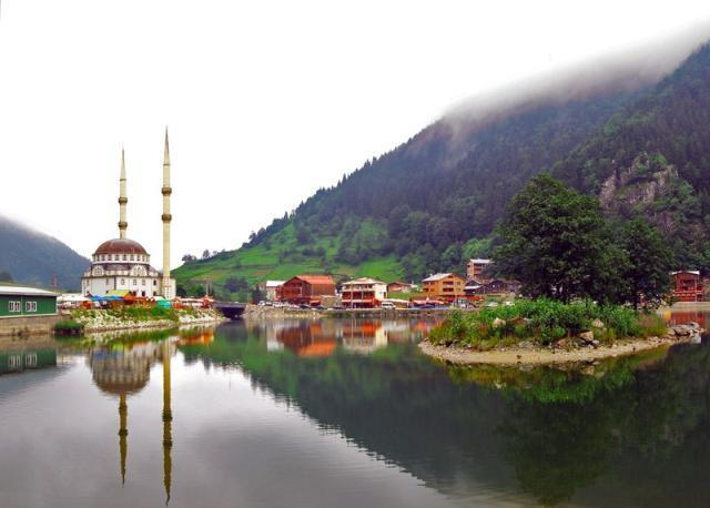 صور السياحة في شمال تركيا