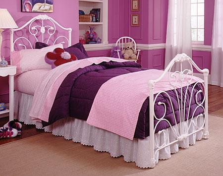 صوره اجمل غرف نوم بنات في العالم