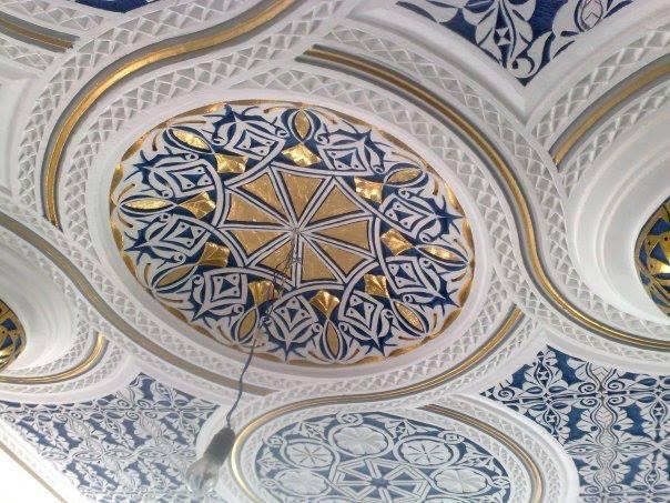 الديكور المغربي ديكورات جبس مغربي ديكورات جبس مغربي فخامة المظهر ودقة التفاصيل 294116 391001204350315 362346244 n