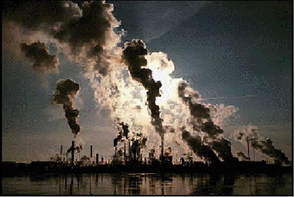 صورة بحث حول التلوث بالانجليزية , اضرار خطيره يسببها الانسان