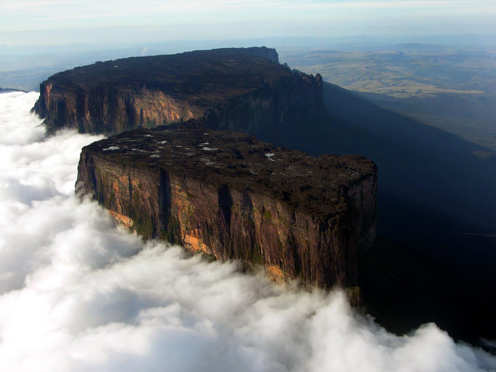 صور معلومات حول جبل رورايما فنزويلا