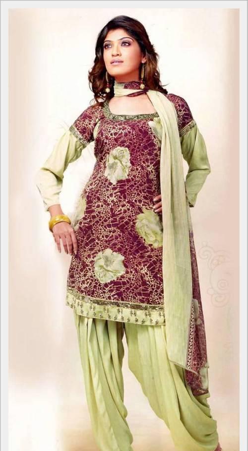 صوره اجمل الملابس الهندية للبنات